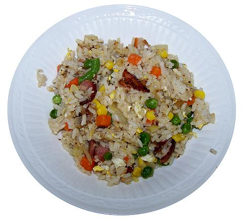 KID FRIENDLY FRIED RICE RECIPE